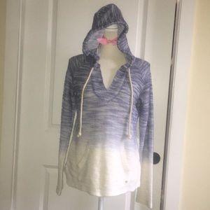 Billabong V-neck hoodie